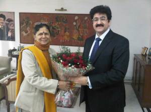 Dr. Shobha nominated Festival Director