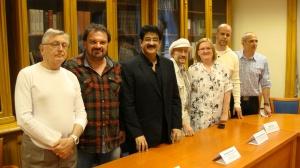 Sandeep Marwah Co-President Hungarian Jury