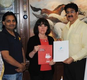 AAFT Joins Hand With St.John University