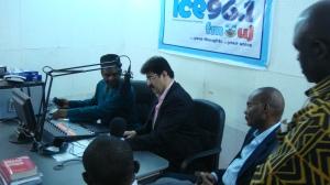 Radio ICE 96.1FM Jos