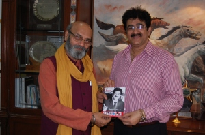 Five World Records of Sandeep Marwah
