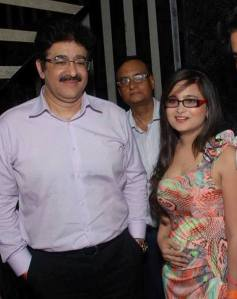 Swati Modo With Sandeep Marwah