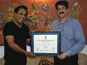 Kaushik Ghosh And Sandeep Marwah