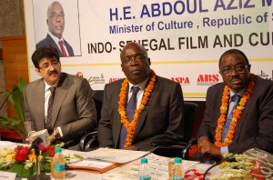 Sandeep Marwah Is Invited to Senegal
