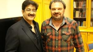 Jeno Hodi and Sandeep Marwah