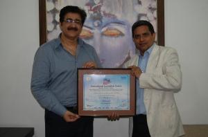 Vigyan Arya and Sandeep Marwah