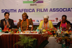 Africa Industrialization Day at Marwah Studios