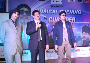 Musical Evening By Gurinder Seagal