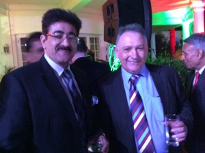 Sandeep Marwah CulturalAmbassador of Wales in India