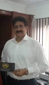 Sandeep Marwah Jury Member 61st National Film Awards