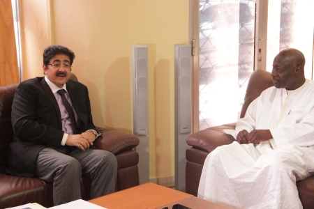 Sandeep Marwah at 2STV