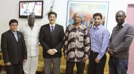 Sandeep Marwah at National Television