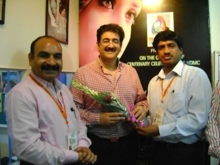 Sandeep Marwah Nominated Patron to DIFF