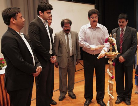 2014-17 session inaugurated at Asian School of Media Studies, Noida Film City