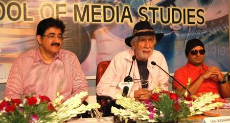 Col. Kapoor at ASMS