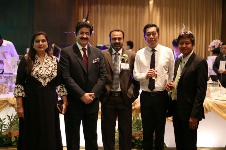 Sandeep Marwah As Special Invitee