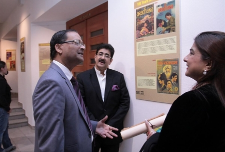 Exhibition of Posters on Indian Cinema