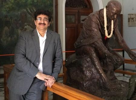 H.E. Sandeep Marwah Ambassador of IHRO Affiliated to United Nations