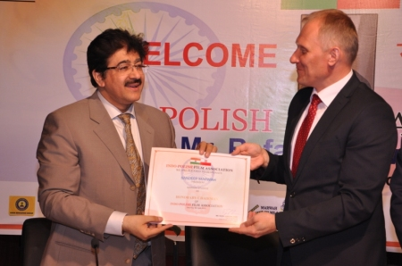Indo Polish Film Association Participation in 7th GFFN