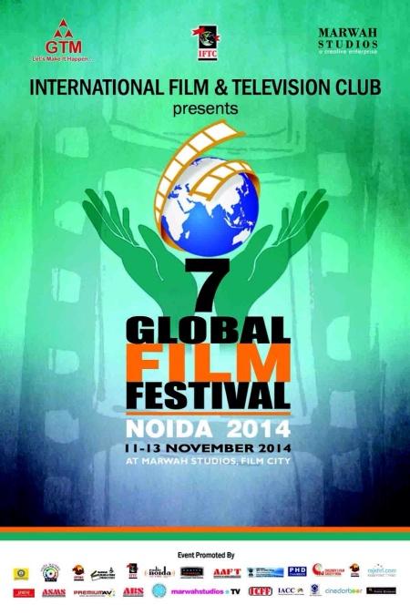 7th Global Film Festival Noida 2014