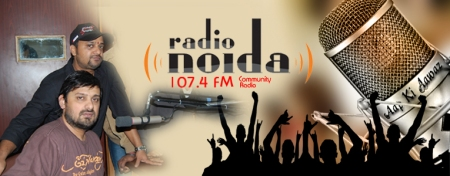 Radio Noida Official Station for GFFN