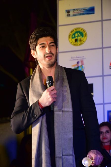 Mohit Marwah Honored at 7th GFFN