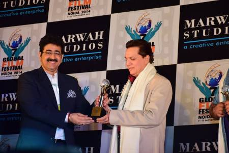 Jatin Pandit Honored Excellence in Cinema at 7th GFFN