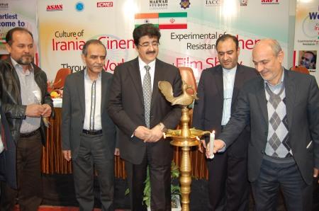 Iran Cultural Weel Inaugurated at Marwah Studios