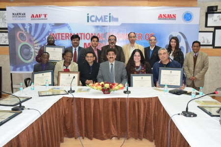 International Meet at ICMEI
