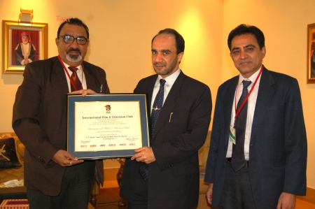 ICMEI at Embassy of Sultanate of Oman
