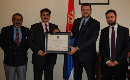 Serbia on The Board of ICMEI