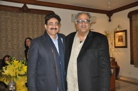 Boney Kapoor in ICMEI