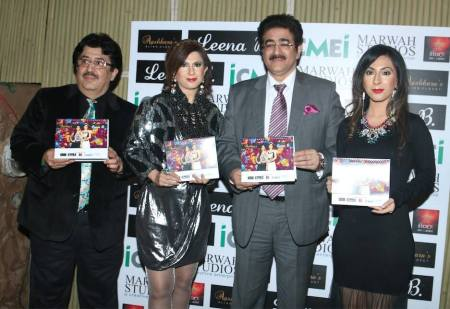 Calendar Launched by Sandeep Marwah