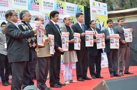 Country And Politics Completes First Year on Journalism Day