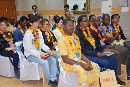 Foreign Participation in 3rd GFJN 2015