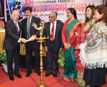 8th IFCPC Inaugurated