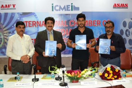 Mohit Marwah at ICMEI