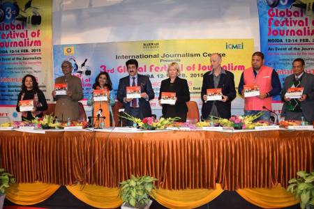 ASMS Calendar Released at 3rd Global Festival of Journalism
