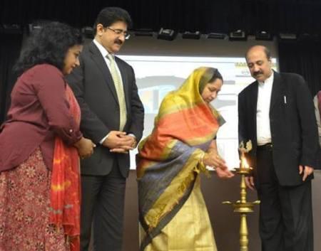 Inauguration of India Media Fest 2015