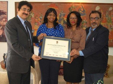 Botswana Delegation at ICMEI