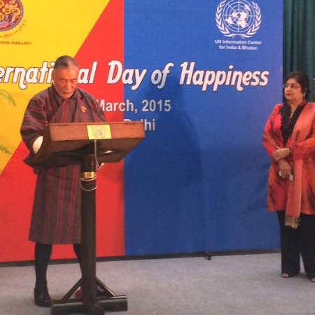 World Happiness Day at UNIC