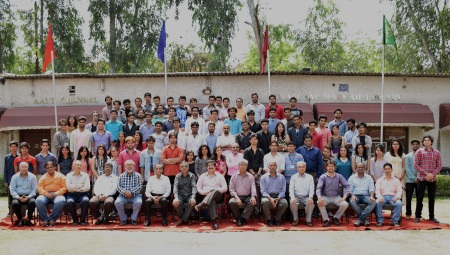 Convocation of 86th Batch of AAFT