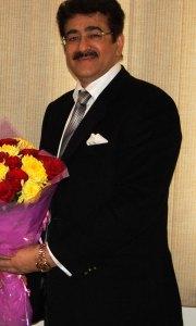 Sandeep Marwah Nominated President of AAU