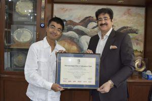 Kaushik Ghatak Visits Alma Matter