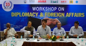 Workshop on Diplomacy And Foreign Affairs