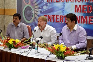 Gabor Forgacs at Indo Hungarian Film Association