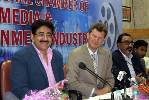 H.E. Thorir Ibsen Ambassador of Iceland at ICMEI