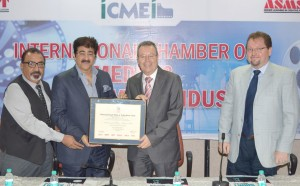 ICMEI And Embassy of Ecuador Join Hands