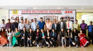Mohit Marwah at Asian Business School