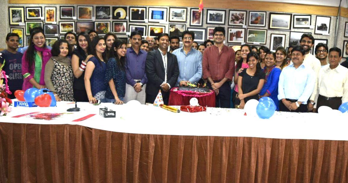 Noida Film City Asian News Agency